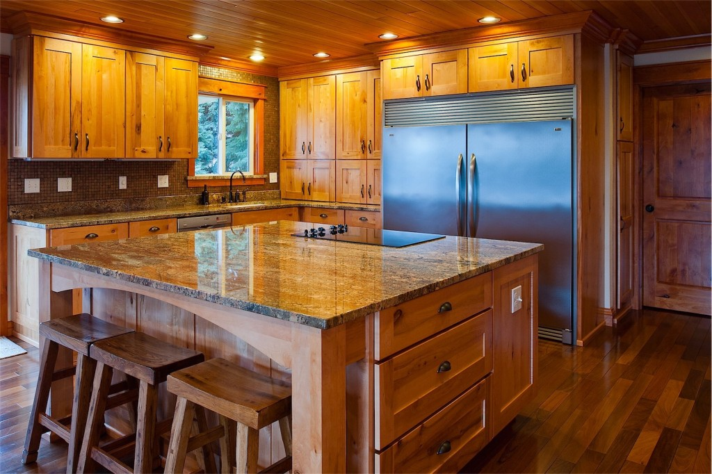 Rustic Maple Kitchen6